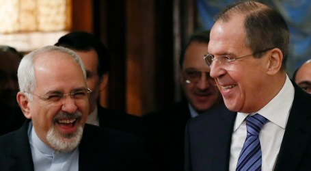 RUSIA-IRAN DUKUNG DIALOG LANGSUNG REZIM DAN OPOSISI SURIAH