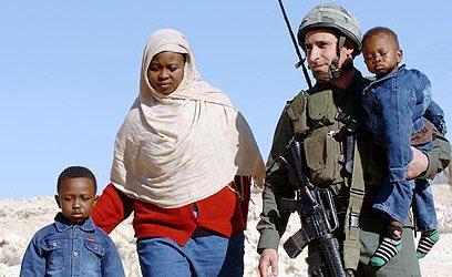 LIMA BELAS PENGUNGSI SUDAN DITEMBAK MATI DI PERBATASAN ISRAEL