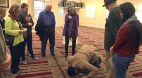 Kenalkan Islam Sebenarnya, Masjid Charlottesville Adakan Open House