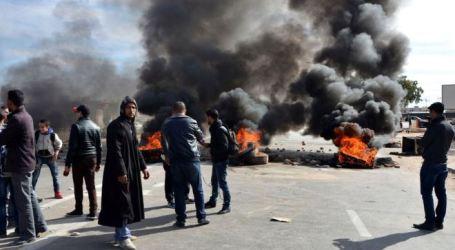 Tunisia Adakan Rapat Kabinet Darurat Usai Kerusuhan