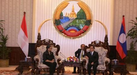 Indonesia-Laos Berkomitmen Tingkatkan Hubungan Ekonomi
