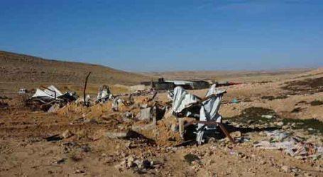 Pasukan Israel Hancurkan Sebuah Masjid Di Badui, Palestina