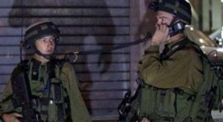 Tentara Israel Culik Delapan warga Palestina di Hebron dan Dua Di Betlehem