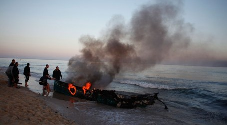 Tentara Israel Tembaki Nelayan Palestina di Gaza
