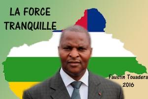 Touadera Menang Pemilihan Presiden Republik Afrika Tengah