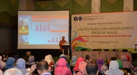 LPPOM-MUI : Autentifikasi Halal Sangat Penting