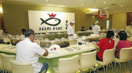 Sushi King Berupaya Raih Sertifikasi Halal Rambah Pasar Malaysia