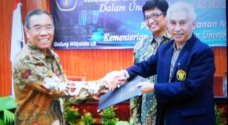 Kemenag dan Unibraw Tandatangani MoU Program Jaminan Produk Halal
