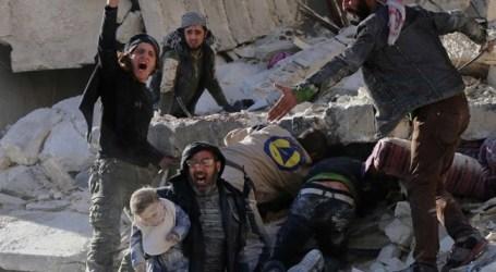 Serangan Udara Pemerintah Suriah Hancurkan Rumah Sakit di Aleppo