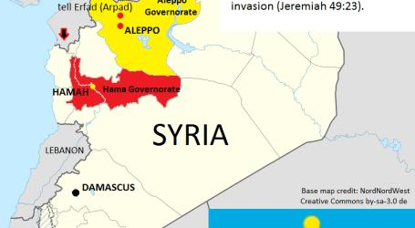 Serangan Besar di Aleppo Ancam Gencatan Senjata Suriah