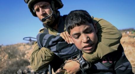 Kekejaman Tentara Israel Kepada Anak Palestina Meningkat