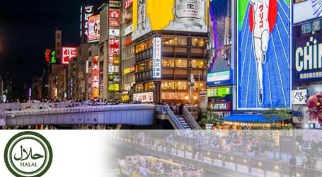 Jepang Rilis Peta Wisata Halal Osaka