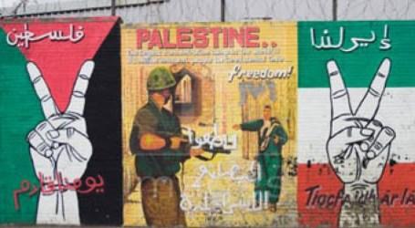 Komunitas Palestina Ikuti Perayaan Peringatan Revolusi Irlandia