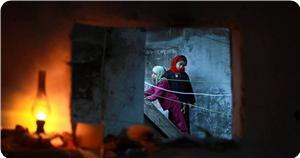 Aksi Solidaritas Internasional Terangi 2.000 Rumah Gaza