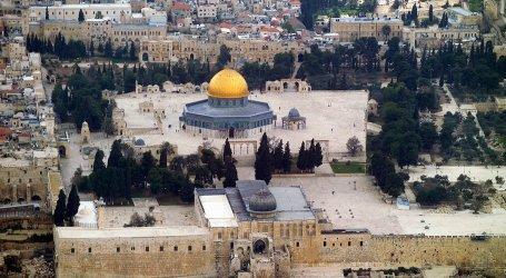 Israel Masih Batasi Muslim Palestina Ibadah Ramadhan di Al-Aqsha