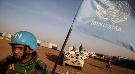 Lima Tentara Penjaga Perdamaian PBB Tewas di Mali