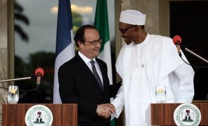 Afrika dan Pemimpin Barat Bahas Perangi Boko Haram
