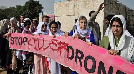 Keluarga Laporkan Drone AS Bunuh Sopir Tak Bersalah