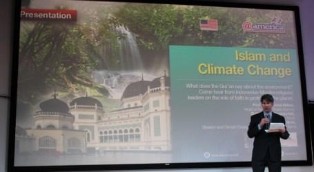 Wakil Duta Besar AS: Lingkungan Tanggung Jawab Semua Orang Beragama