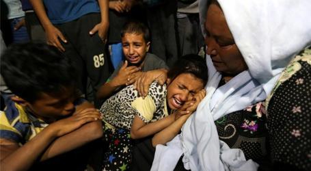 Serangan Artileri Israel Bunuh Wanita Tua Palestina di Gaza