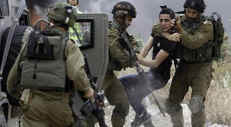 PasukanIsrael TangkapTiga Bocah Palestina di Al-Quds