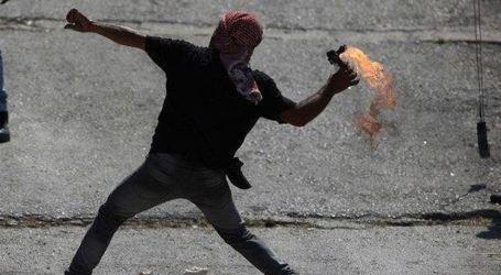 Laporan Israel : Sepekan Terakhir Aksi Perlawanan Palestina Meningkat Jadi 115