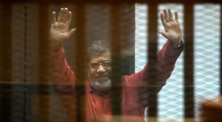 Pengadilan Kasasi Mesir Tolak Banding Mantan Presiden Muhammad Mursi