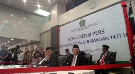Sidang Itsbat Penentu Ramadan Digelar 26 Mei 2017
