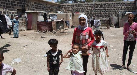 UNRWA: 450 Ribu Pengungsi Palestina di Suriah Menunggu Bantuan