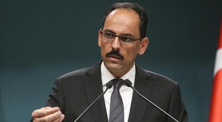 Turki Tolak Kritik Pada Deklarasi Keadaan Darurat