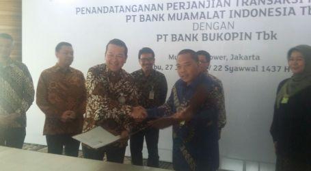 Bank Muamalat dan Bukopin Jalin Kerjasama Repo Syariah Senilai 100 Miliar Rupiah