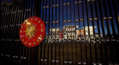 Erdogan Temui Ketua Partai-Partai Politik Turki