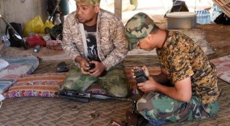Pasukan Libya Sita Pabrik Bom ISIS di Sirte