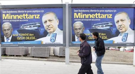 Rekonsiliasi Israel-Turki di Mata Gaza