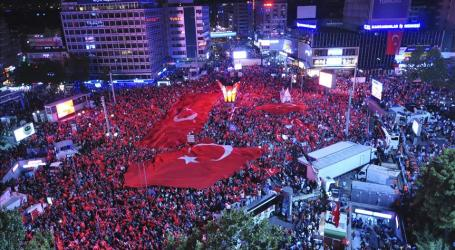 Cendekiawan Muslim Internasional Nyatakan  Kudeta Tindakan Haram