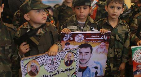 Sekitar 400 Tawanan Palestina Mogok Makan