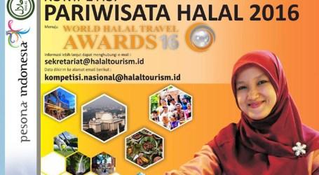 Kemenpar Gelar Kompetisi Pariwisata Halal Nasional Pertama di Indonesia