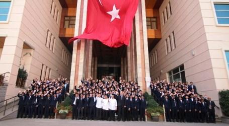 173 Santri Tahfiz Quran Indonesia Belajar di Beberapa Kota Turki