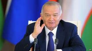 Pendarahan Otak, Presiden Uzbekistan Dirawat Intensif
