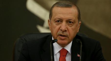 Erdogan Serukan Negara-negara Maju Ambil Tanggungjawab Masalah Suriah