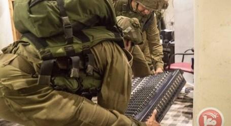 Israel Serang Stasiun Radio Palestina di Tengah Eskalasi Pelanggaran Pers