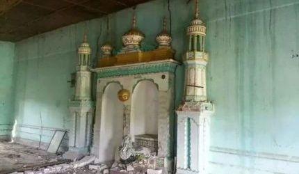 Organisasi HAM Myanmar Desak Pemerintah Batalkan Penghancuran Masjid