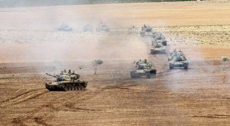 Pasukan Turki Mulai Masuki Aleppo Suriah