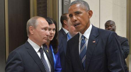 Rusia-AS Gagal Capai Kesepakatan Soal Krisis Suriah