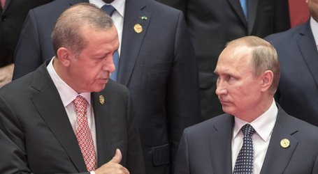 Erdogan dan Putin Bertemu Bahas Suriah