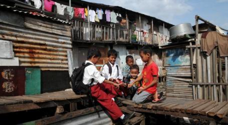 INDEF: Penurunan Angka Kesenjangan dan Kemiskinan Terlihat Semu