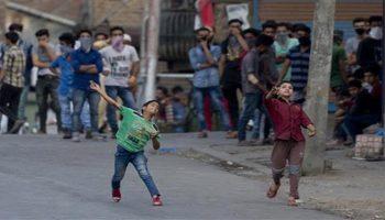 Anak-Anak Gabung Militan Jadi Tren di Kashmir