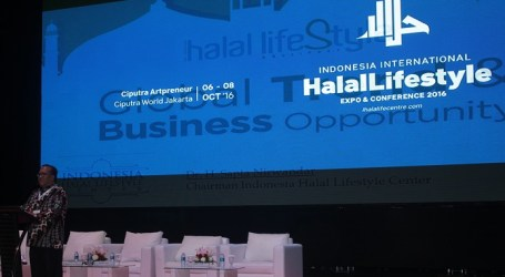 Indonesia Harus Tangkap Peluang Industri Halal Dunia