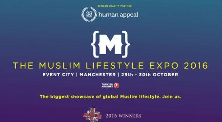 Inggris Selenggarakan Muslim Lifestyle Expo Bulan Ini