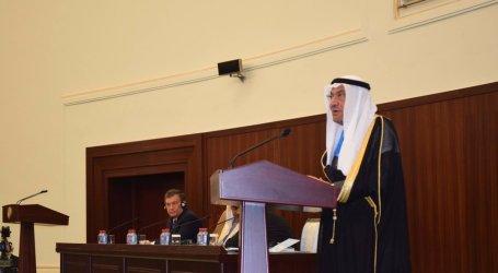 Madani Umumkan Peluncuran Pusat Dialog, Perdamaian dan Pemahaman OKI